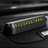 Suport Numar Telefon Retractabil Placuta afisaj Numar Telefon Parcare