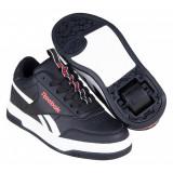 Heelys X Reebok CL Court Low Core Black/White/Vector Red, 31 - 33, 35, 38, 42, 43