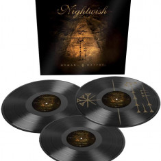 Nightwish Human :II: Nature LP Boxset (3vinyl)