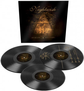 Nightwish Human :II: Nature LP Boxset (3vinyl)