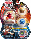 Pachet figurine Bakugan Start - Pyrus Turtonium