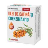 Ulei de Catina + Coenzima Q10, 30 cps, Parapharm