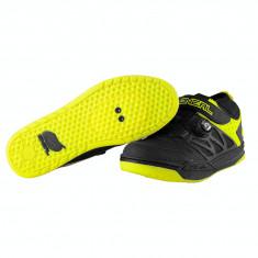 Pantofi Ciclism O Neal Session Spd Galben Neon 43