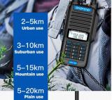 Baofeng UV9R - AMG Splash - rezistent 10W