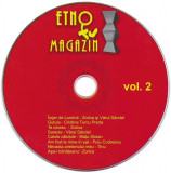 CD Etno TV Magazin Vol. 2, original, holograma