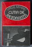 Virgil Mihaiu - Cutia de rezonanță