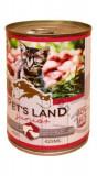 Pet's land Cat conserva - junior - 415 gr