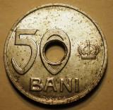 R.013 ROMANIA 50 BANI 1921, Aluminiu