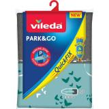 Husa Vileda Park&Go, universala, 110-130 / 30-45 cm