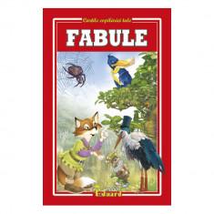 Fabule - Fountaine, Bolintineanu