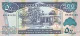 Bancnota Somaliland 500 Shilingi 2011 - P6h UNC