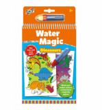 Cumpara ieftin Water Magic: Carte de Colorat Dinozauri, Galt