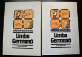 Emilia Savin; Ioan Lăzărescu - Limba germană. Curs practic (2 vol.; 1985)