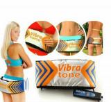 Cumpara ieftin Centură Vibratone, pentru slăbit, cu stimulator și vibrații plus telecomandă, multicoloră