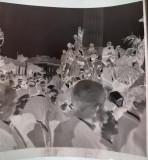 Negativ pe celuloid Mare manifestatie religioasa greco-catolica Dej anii 1930