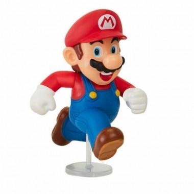 World of Nintendo, minifigurina Mario (Running) 6 cm foto