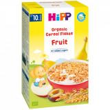 Fulgi de cereale ecologice cu fructe, 200g, Hipp