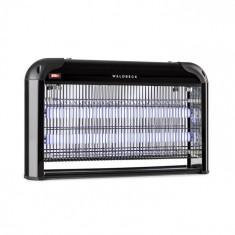 Waldbeck Mosquito Ex 5000 capcană de insecte 38W Lumina UV 150m² negru