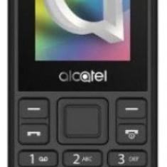 Telefon Mobil Alcatel 1066D, Ecran TFT 1.8inch, Camera VGA, Dual Sim, 2G (Negru)
