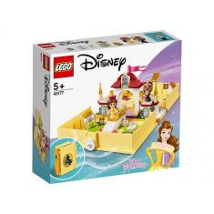 LEGO Disney Princess - Aventuri din cartea de povesti cu Belle 43177