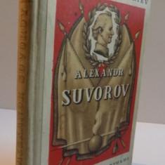 ALEXANDR SUVOROV, DESENE de P. ALIACRINSCHI, 1953