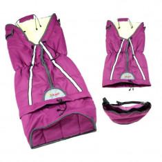 Sac de iarna Skutt Lux 3 in 1 lana 100x45 cm Purple