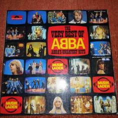 Abba The Very Best Of 2LP Gatefold-Polydor Ger vinil vinyl