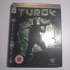 Joc PS3 Turok Steelbook ED