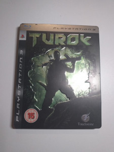 Joc PS3 Turok Steelbook ED