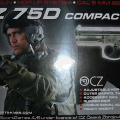Pistol airsoft CZ 75D Compact [ASG]