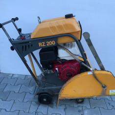 Masina de taiat Asfalt NTC RZ 200 Fabricatie 2015