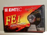 caseta audio EMTEC - BASF FE 1 (90min /Germany) - Noua/Sigilata