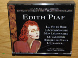 EDITH PIAF 2 CD DELUXE EDITION ANUL 2001