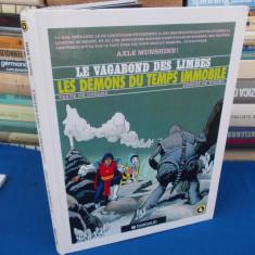 BENZI DESENATE , LES DEMONS DU TEMPS IMMOBILE , DESENE RIBERA , 1990