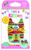 Set de tricotat - Pisicuta, Galt