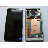 Display lcd cu touchscreen sony xperia m2 dual negru original