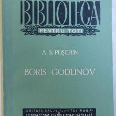 BORIS GODUNOV de A.S. PISCHIN