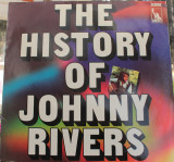 VINIL  2xLP  Johnny Rivers – The History Of Johnny Rivers  - VG+ -