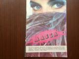 Revista masca aprilie 1989 arta film teatru rebus divertisment umor muzica sport