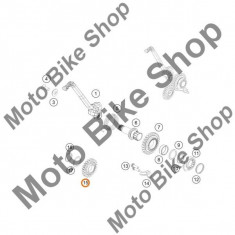 MBS Pinion pedala pornire KTM 250 EXC Six Days TPI 2019, Cod Produs: 79233053000KT