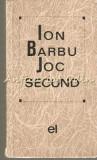 Cumpara ieftin Joc Secund - Ion Barbu