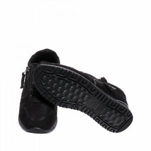 Pantofi sport copii Randy negri