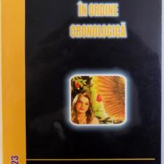 MANIFESTAREA SACRULUI IN ORDINE CRONOLOGICA , VOL. XXIII de IOAN BUCIUMAN ...VADIC TANASE , 2014