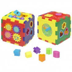 Cub educativ - Forme Geometrice, Playshoes
