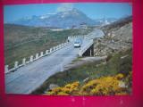 HOPCT 68626  MUNTII PIRINEI-AUTOMOBIL  -FRANTA-NECIRCULATA