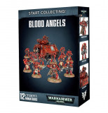 Pachet Miniaturi Warhammer 40k, Start Collecting Blood Angels