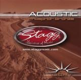 Set corzi chitara acustica Stagg AC-1254-PH