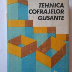 Tehnica Cofrajelor Glisante - T. Dinescu C. Radulescu ,269600