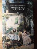 SFARSIT DE VEAC IN BUCURESTI - ION MARIN SADOVEANU
