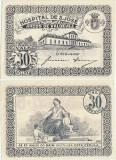 1920 , 30 centavos ( CMA 649 ) - Portugalia - stare UNC